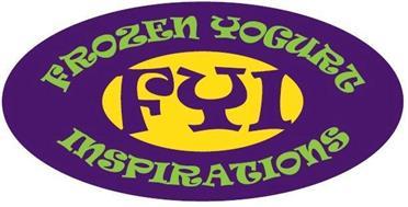 FYI FROZEN YOGURT INSPIRATIONS