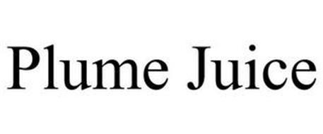 PLUME JUICE