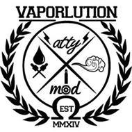 VAPORLUTION ATTY MOD EST MMXIV