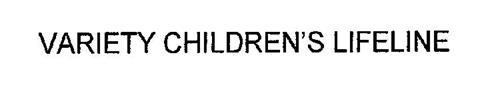 VARIETY CHILDREN'S LIFELINE