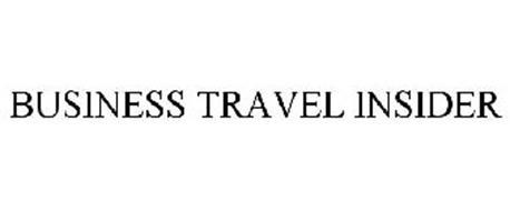 BUSINESS TRAVEL INSIDER