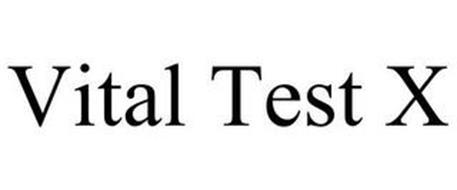 VITAL TEST X