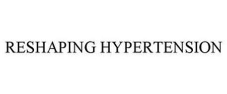 RESHAPING HYPERTENSION