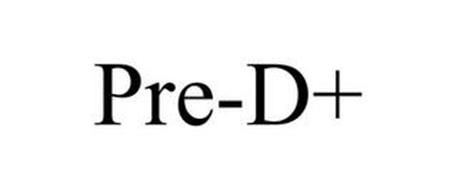 PRE-D+