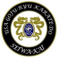 USA GOJU-RYU KARATE-DO SEIWA-KAI JKF