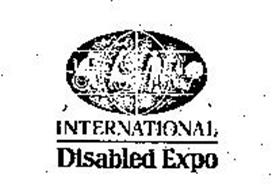 INTERNATIONAL DISABLED EXPO