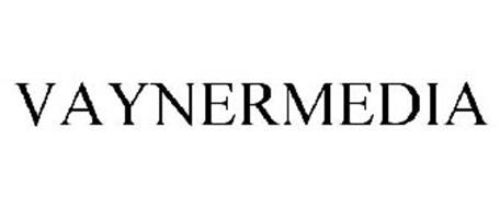 VAYNERMEDIA Trademark of VaynerMedia, LLC. Serial Number: 77913959 ...