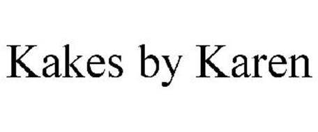 KAKES BY KAREN