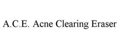 A.C.E. ACNE CLEARING ERASER