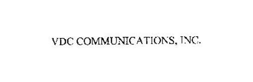 VDC COMMUNICATIONS, INC.