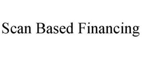 SCAN BASED FINANCING