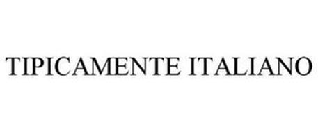 TIPICAMENTE ITALIANO