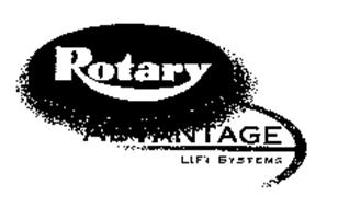 ROTARY ADVANTAGE LIFT SYSTEMS