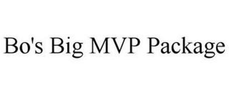 THE BO'S BIG MVP PACKAGE
