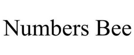 NUMBERS BEE