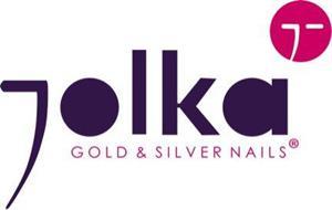 JOLKA GOLD AND SILVER NAILS