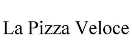 LA PIZZA VELOCE
