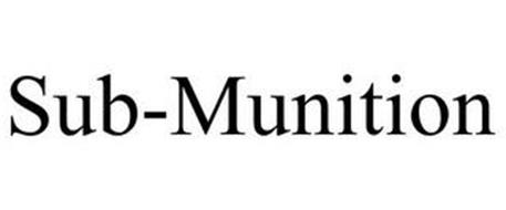 SUB-MUNITION