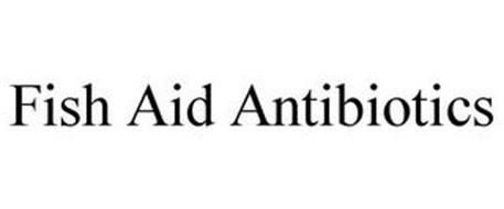 FISH AID ANTIBIOTICS