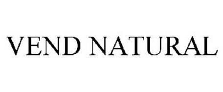 VEND NATURAL