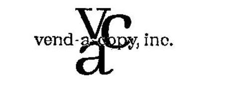 VCA VEND-A-COPY, INC.