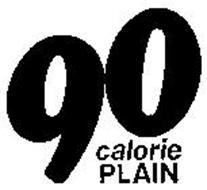 90 CALORIE PLAIN