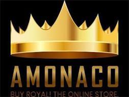 AMONACO BUY ROYAL! THE ONLINE STORE