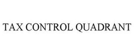 TAX CONTROL QUADRANT