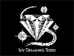 ICY DIAMOND TOTES