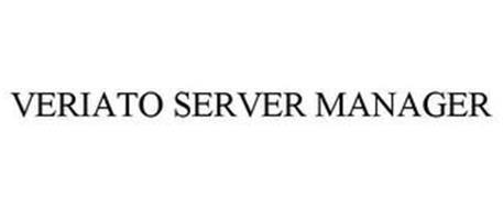 VERIATO SERVER MANAGER