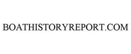 BOATHISTORYREPORT.COM