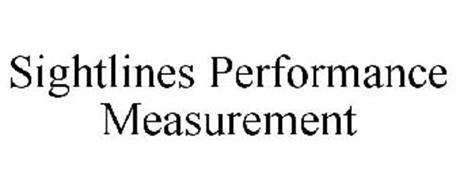 SIGHTLINES PERFORMANCE MEASUREMENT