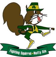 FIGHTING SQUIRREL NUTTY ALE
