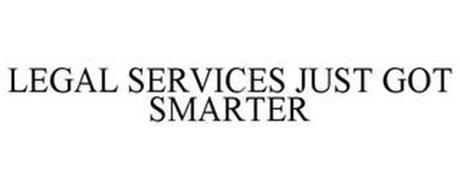 LEGAL SERVICES JUST GOT SMARTER