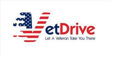 VET DRIVE LET A VETERAN TAKE YOU THERE
