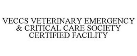 VECCS VETERINARY EMERGENCY & CRITICAL CARE SOCIETY CERTIFIED FACILITY
