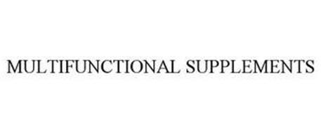 MULTIFUNCTIONAL SUPPLEMENTS