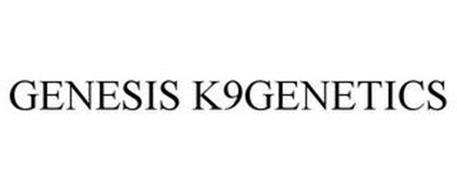GENESIS K9GENETICS