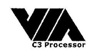 VIA C3 PROCESSOR