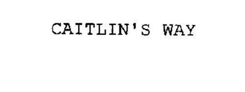 CAITLIN'S WAY