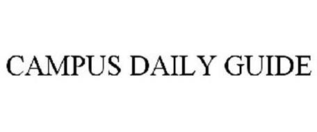 CAMPUS DAILY GUIDE