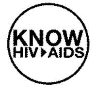 KNOW HIV AIDS
