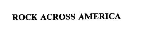 ROCK ACROSS AMERICA
