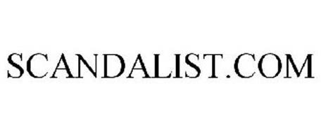 SCANDALIST.COM