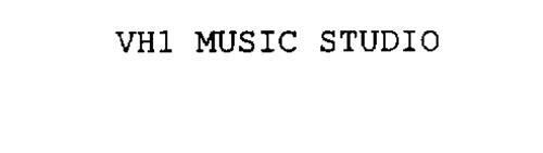 VH1 MUSIC STUDIO
