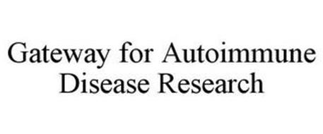 GATEWAY FOR AUTOIMMUNE DISEASE RESEARCH