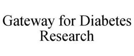 GATEWAY FOR DIABETES RESEARCH
