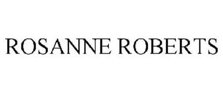 ROSANNE ROBERTS