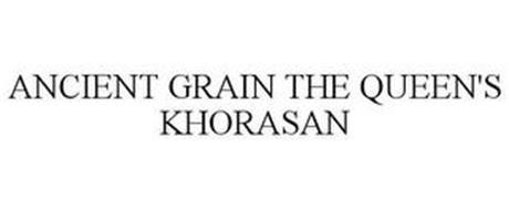 ANCIENT GRAIN THE QUEEN'S KHORASAN