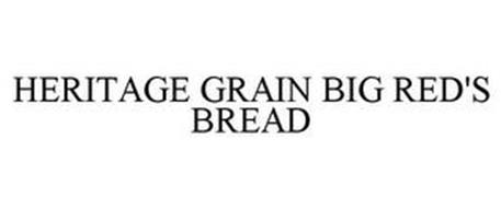 HERITAGE GRAIN BIG RED'S BREAD